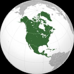 Noth America 2